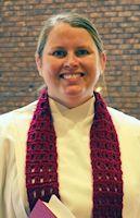 Pastor Kristin Berglund
