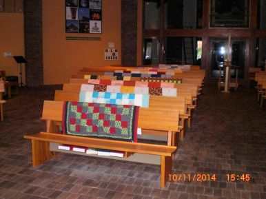 Quilts for LWR 2014