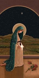 pregnant-Mary