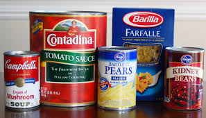 food pantry offerings
