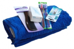 LWR personl care kit